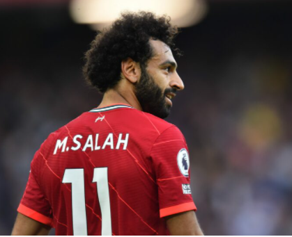 Salah calls for the Reds' wages of 22.5 million per week