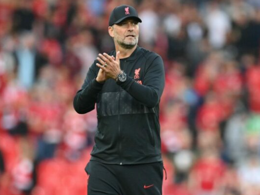 Klopp announces a one-year break after his contract with Liverpool